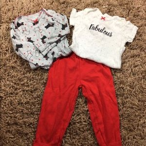 Baby outfit / set